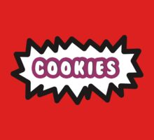 Cookies One Piece - Short Sleeve