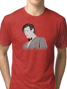 Humany Wumany Tri-blend T-Shirt