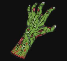 Zombie Hand by luckydevil