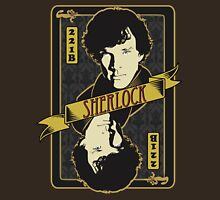 221B Playing Card Unisex T-Shirt