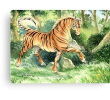 The Tigerhorse Canvas Print