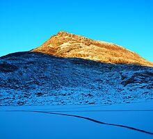 Snowdonia Sunset by Simon Evans