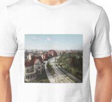 Vintage Brooklyn NY Photo-Print (1904) Unisex T-Shirt