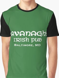 The Wire - Kavanagh's Irish Pub Graphic T-Shirt