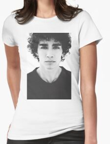 Robert Sheehan Womens Fitted T-Shirt