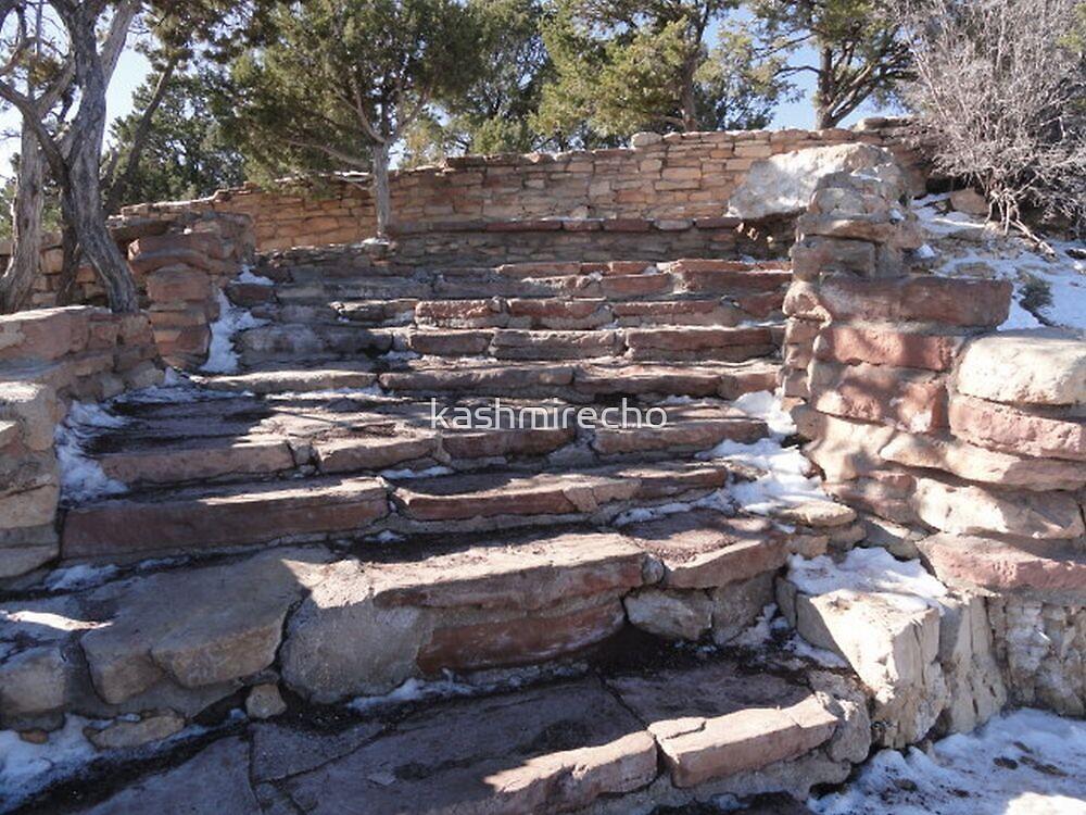 Stone Steps by kashmirecho