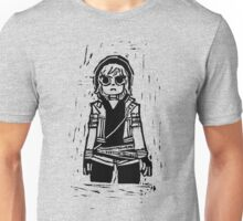 "Romona Flowers ( from ""Scott Pilgrim Vs. The Universe"" by Bryan Lee O'Malley ) Unisex T-Shirt"