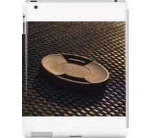 Lens Cover iPad Case/Skin