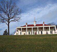 Mount Vernon, George Washington's Plantation, VA by Bine