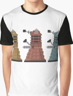 Daleks Graphic T-Shirt