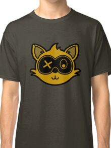 Orange Raccoon Classic T-Shirt