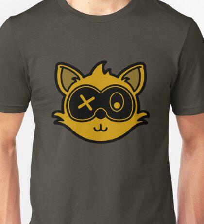 Orange Raccoon T-Shirt