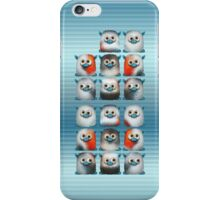 Fuzzy Balls of Fun  iPhone Case/Skin