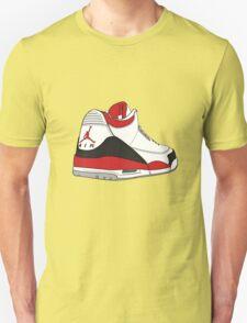 Fire Red 3's T-Shirt
