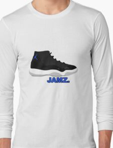 Space Jamz. Long Sleeve T-Shirt