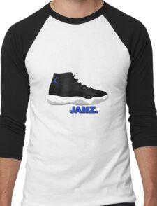 Space Jamz. Men's Baseball ¾ T-Shirt