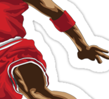 Michael Jordan Sticker