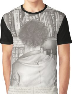 The Consulting Detective Graphic T-Shirt