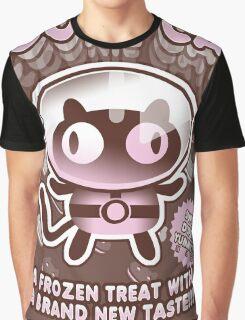 Cookie Cat Parody Graphic T-Shirt