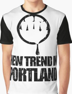 New Trend In Portland Graphic T-Shirt