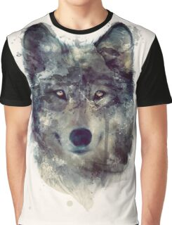 Wolf // Persevere Graphic T-Shirt