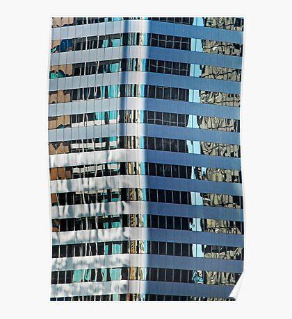 Denver reflection 29 Poster