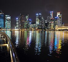 Marina Bay, Singapore. (3) by Ralph de Zilva