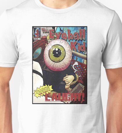 The Eyeball Kid: Comic Cover Unisex T-Shirt
