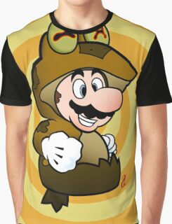 ALL GLORY TO THE MARIO BROS! Graphic T-Shirt