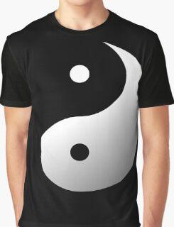 Yin and Yang Graphic T-Shirt