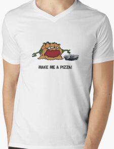 Arno the Tree Troll at Pizza Pass Mens V-Neck T-Shirt