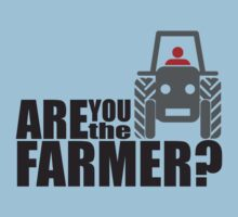 Are you the Farmer? by McPod