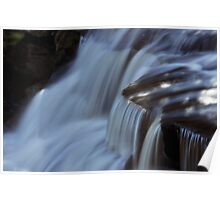 Agnes Falls Water Fall Poster