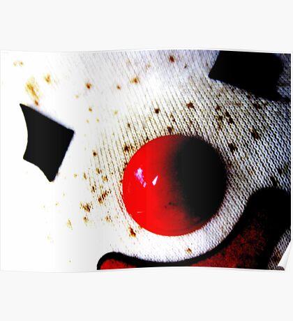 Clowns arent Scarey Poster