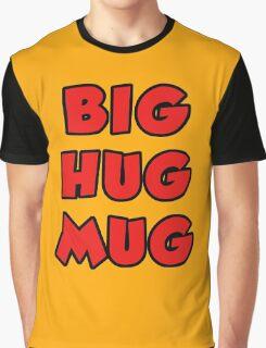 True Detective - Big Hug Mug Graphic T-Shirt