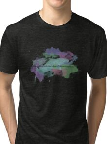 Wilde: Consistency & the Unimaginative Tri-blend T-Shirt