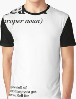 heaven Graphic T-Shirt