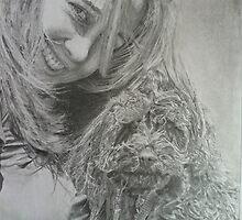 Lady & Dog by Ahren Clasohm