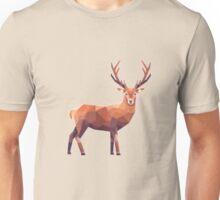 Geometrical hind Unisex T-Shirt