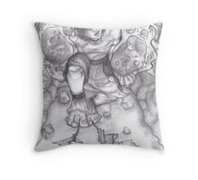 World's Greatest Earth-Bender Throw Pillow