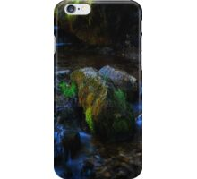 Willow River Falls 2 iPhone Case/Skin