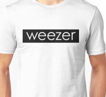 weezer box logo  Unisex T-Shirt