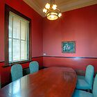 Customs House Conference Room • Brisbane • Queensland by William Bullimore