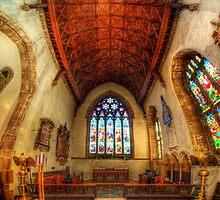 Loughborough Parish Church Altar 2.0 by Yhun Suarez