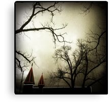 Witches Canvas Print