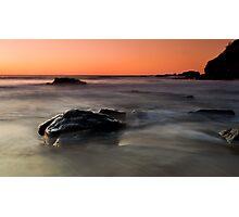 Shining Rock Photographic Print