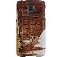 Vintage Fifth Avenue NYC Photo-Print (1900) Samsung Galaxy Case/Skin