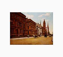Vintage Fifth Avenue NYC Photo-Print (1900) Unisex T-Shirt
