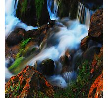 Willow River Falls 3 Photographic Print