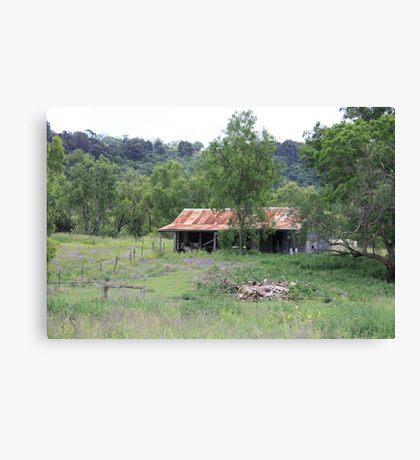 Rural Laidley South of Gatton Canvas Print